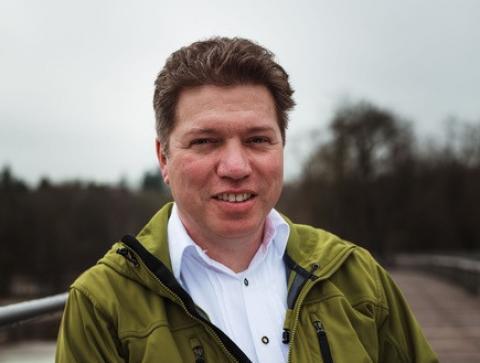 Alexander Lechner Entwickler von HuntersMapp