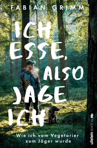 """Buchcover von """"Ich esse, also jage ich"""""""