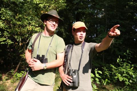 Jagd ist aufgrund des Grundprinzips
