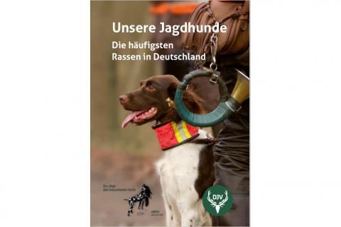 Broschüre Unsere Jagdhunde