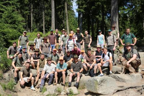 Seminar Nachwuchskräfte Junge Jäger