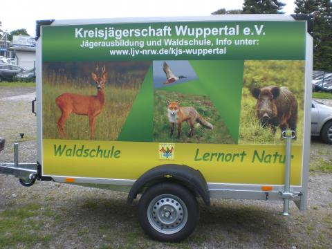 LON Mobil Kreisjägerschaft Wuppertal