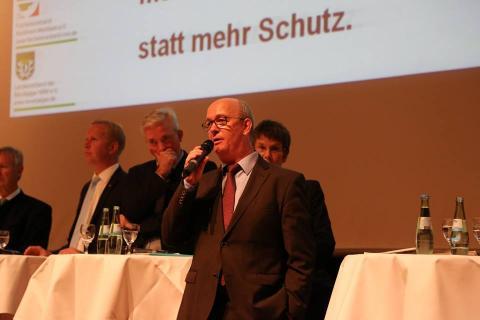 Norbert Meesters, umweltpolitischer Sprecher der SPD: