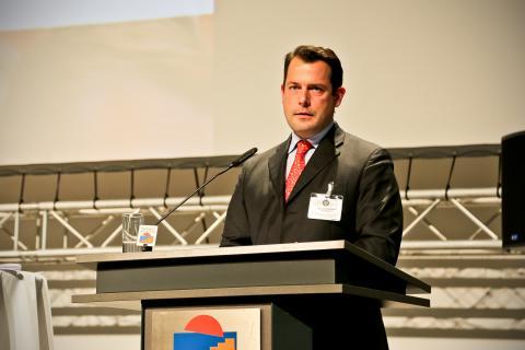 Phillipp Freiherr zu Guttenberg, Präsident der Arbeitsgemeinschaft Deutscher Waldbesitzerverbände (AGDW) und Vorsitzender des Aktionsbündnisses Forum Natur: