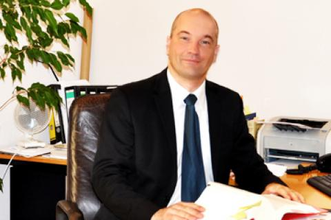 Profilbild Referentenpool Jens Ole Sendke
