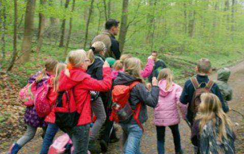 Artikel Wildbezogene Umweltbildung im Niedersächsischer Jäger 22_14