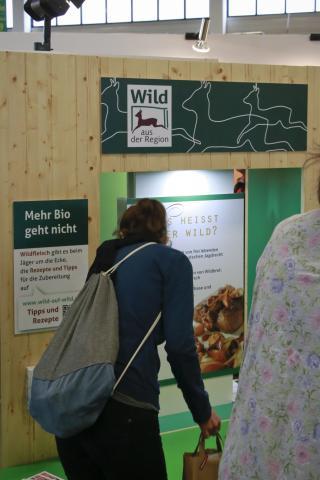 Wildfleisch liegt im Trend: Mehr Bio geht nicht!