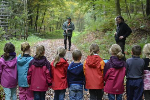 Lernort Natur Training Heidelberg