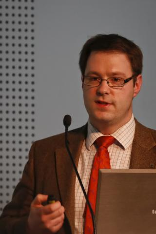 Dr. Janosch Arnold (WWF Deutschland):