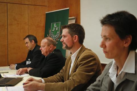 Pressekonferenz des DJV