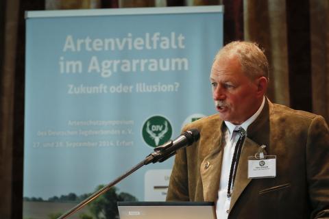Klaus Schmidt, Bayerische Staatsforsten: