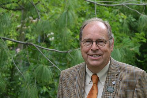 DJV-Präsident Hartwig Fischer (Quelle: DJV)