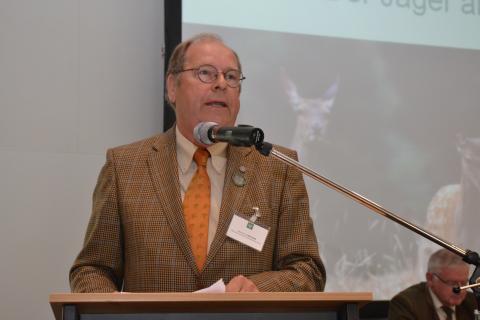 Hartwig Fischer DJV-Präsident