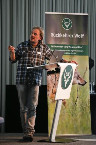 Dr. Felix Knauer (Forschungsinstitut für Wildtierkunde und Ökologie - Universität Wien):