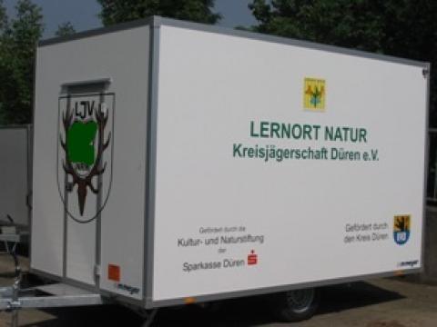 LON Mobil KJS Düren (Quelle: KJS Düren/DJV)