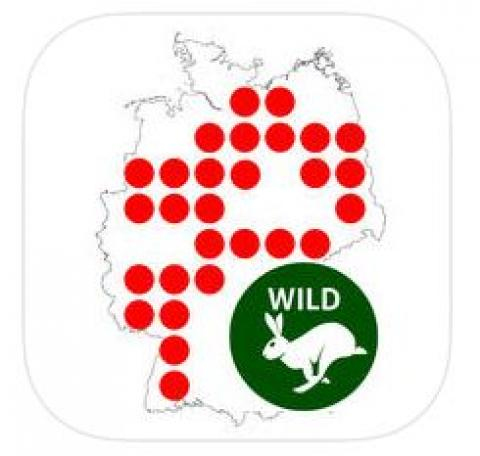 Tierfundkataster App