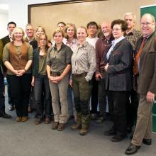 Referententreffen Lernort Natur in Berlin