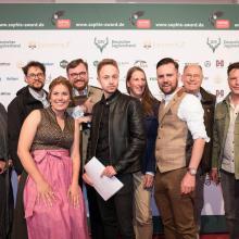 Die Jury des Sophie Awards 2019 und Moderatoren-Team