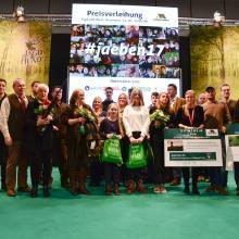 """Die Gewinner der Aktion """"Gemeinsam Jagd erleben"""" 2017"""