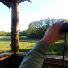 gemeinsam Jagd erleben Zehdenick 2016