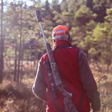 Schalldämpfer zur Jagd genutzt