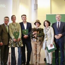 Gewinner des Journalistenpreises 2014