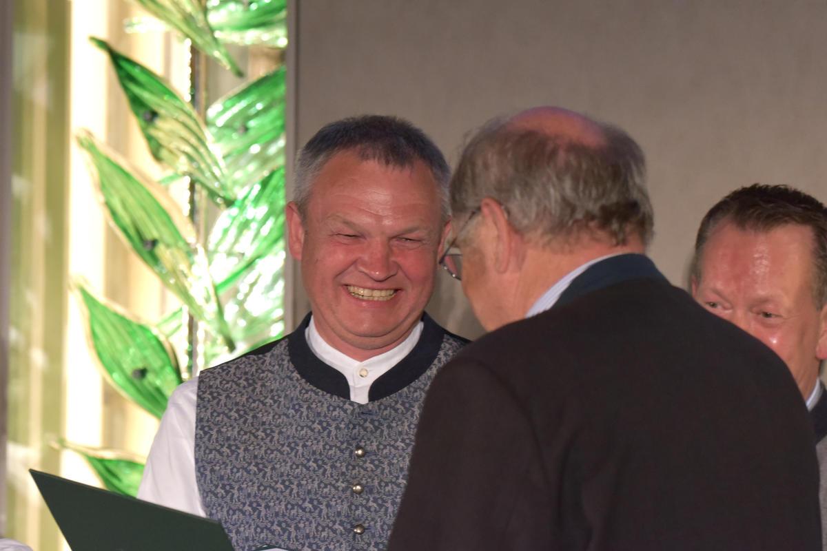 Sonderpreis Kommunikation: 2. Preis Kreisjägerschaft Bad Mergentheim, Hariolf Scherer (Quelle: Kapuhs/DJV)