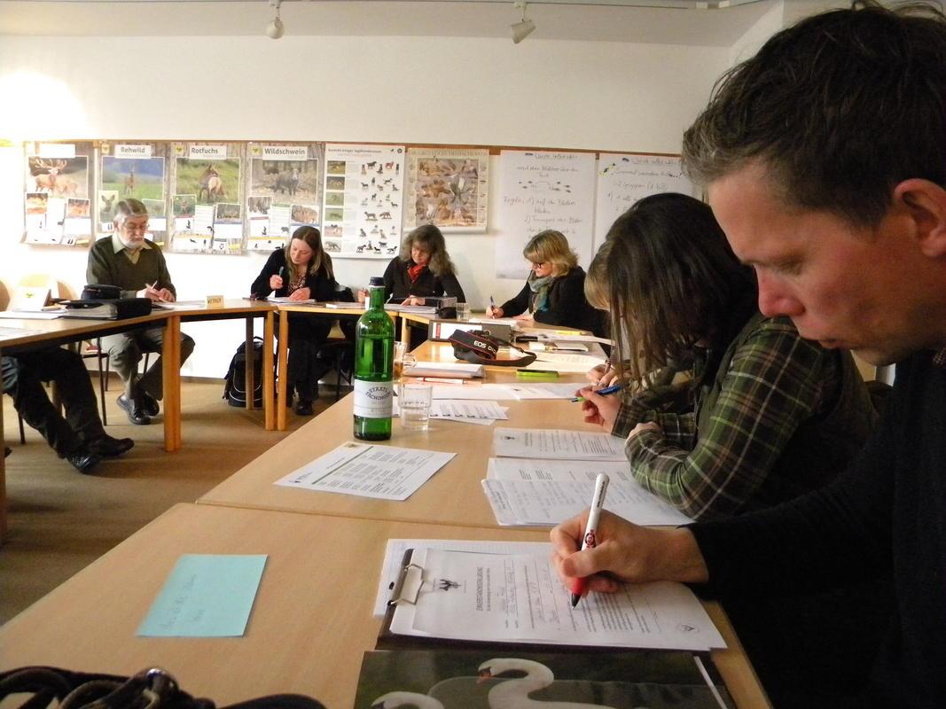 LON Seminar Pädagogik Damm 2015 (Quelle: Maslok/DJV)