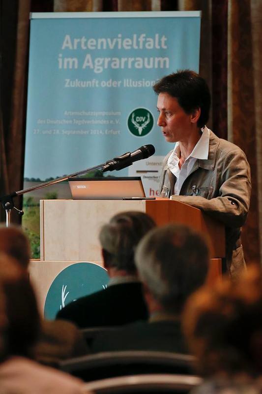 Dr. Astrid Sutor, DJV-Fangjagdexpertin: