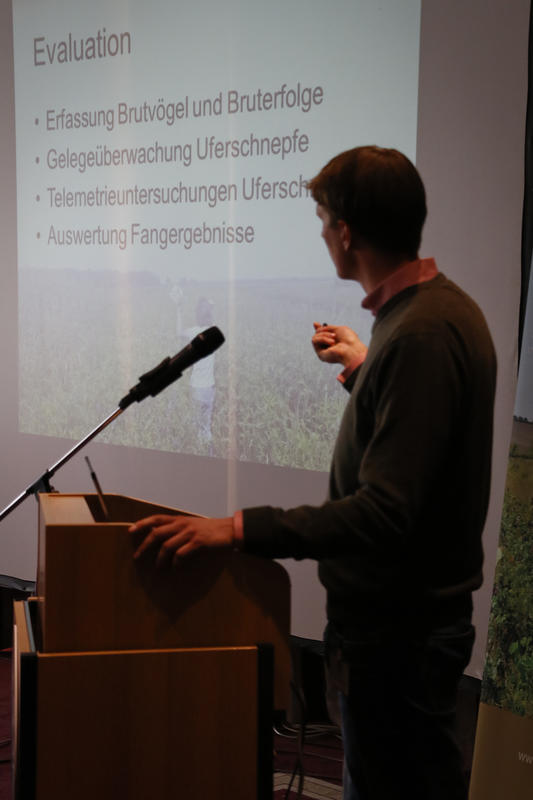 Dr. Marcel Holy, Natur- und Umweltschutzvereinigung Dümmer e.V.: