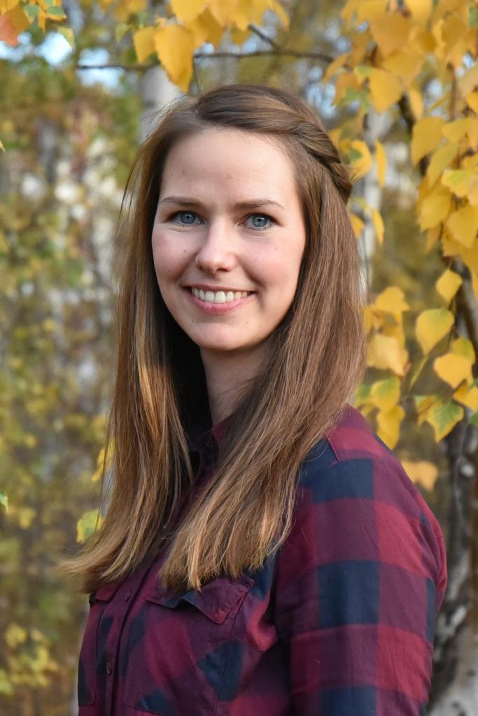 Franziska Thelke, DJV-Referentin für Wildökologie und -monitoring (Quelle: DJV)
